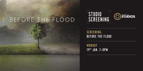Studio Screening: Before The Flood tickets