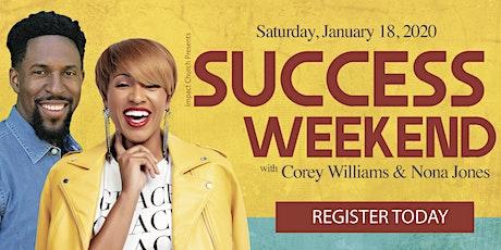 Success Weekend 2020 tickets