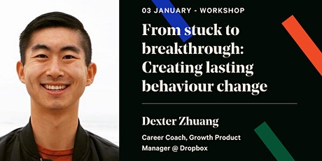 From stuck to breakthrough: Creating lasting behaviour change tickets
