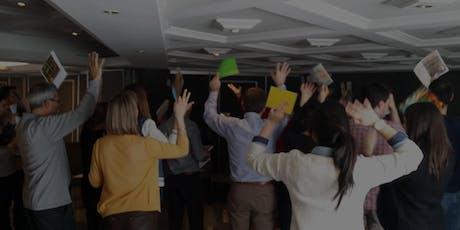 Certificación Honest Strategy Facilitador de Workshops entradas