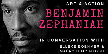 Art & Action: Benjamin Zephaniah in Conversation tickets
