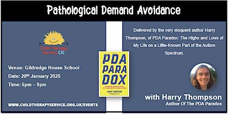 Understanding Pathological Demand Avoidance tickets