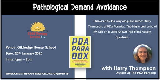 Understanding Pathological Demand Avoidance