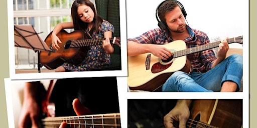 Free Guitar Lessons: Inspire Music School Guitar Open Day January 2020!