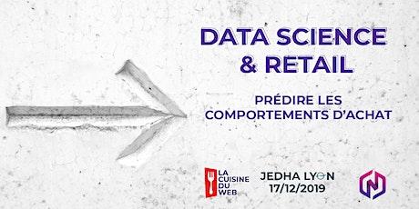Data Science & Retail : prédire les comportements d'achat - Jedha Lyon billets