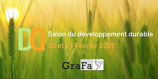 Salon du développement durable - Ceci est un évènement fictif