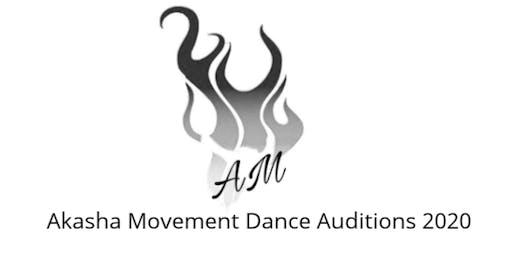 Akasha Movement Dance Audition 2020