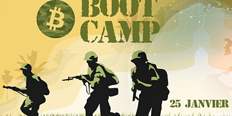 Crypto trading Boot camp billets