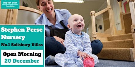 Stephen Perse Nursery Drop-in Morning tickets