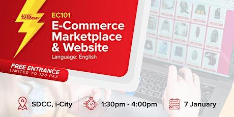 2020 SITEC E-Commerce Class 101: E-Commerce Marketplace & Website tickets