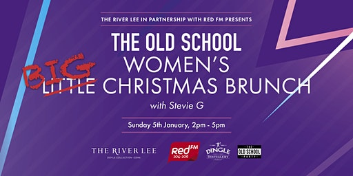 The River Lee and REDFM Old School Women's BIG Christmas Brunch