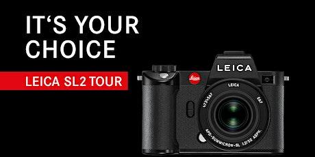 LEICA SL2 TOUR biglietti