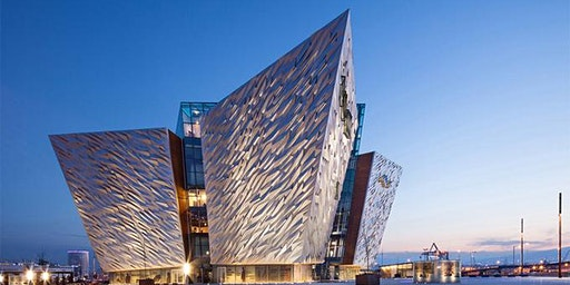 Wex meet up | Architecture of Belfast with Donal McCann