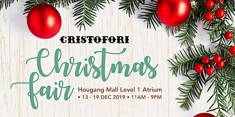 Hougang Mall Christmas Fair tickets
