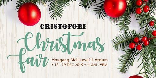 Hougang Mall Christmas Fair