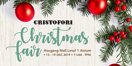 Hougang Mall Christmas Fair