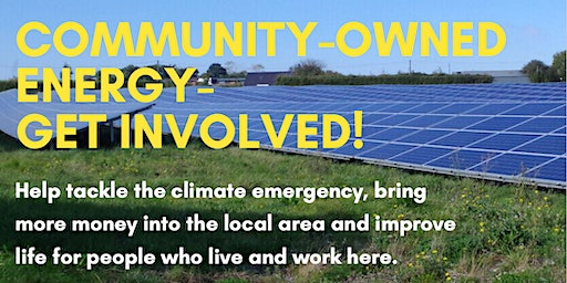 Kent Community Energy- get involved!