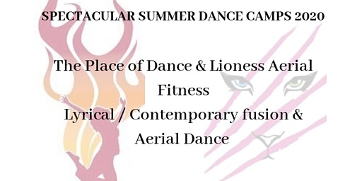 Spectacular Summer Dance Camp 2020 - Ages 17 +