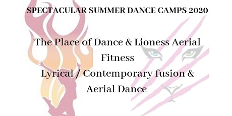 Spectacular Summer Dance Camp 2020 - Ages 12-16 tickets