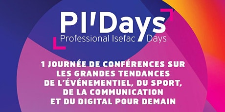 Save the Date: Professional ISEFAC Days de Montpellier billets