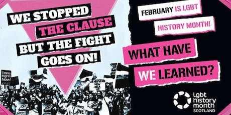 Shadows of Section 28: What Have We Learned? tickets