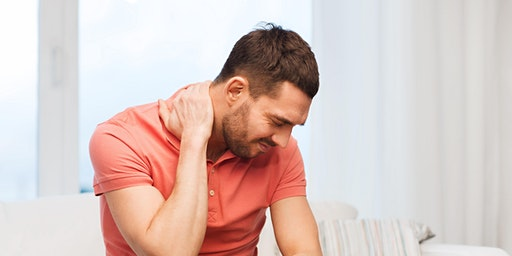 Information event on back and neck pain