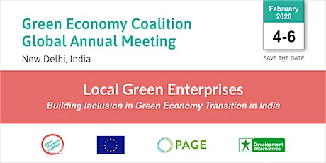 Green Economy Coalition Annual Global Meeting 2020 tickets
