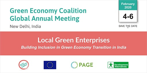 Green Economy Coalition Annual Global Meeting 2020