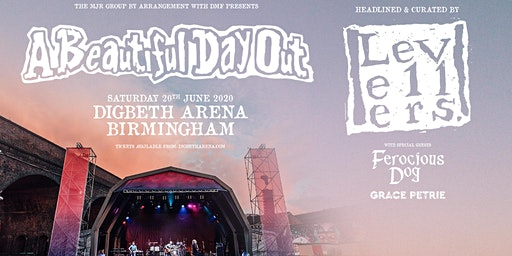 A Beautiful Day Out With The Levellers (Digbeth Arena, Birmingham)