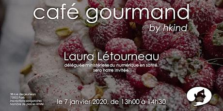 Café gourmand by hkind : Laura Létourneau tickets
