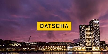 Fördjupningsutbildning 2020: Stockholm biljetter