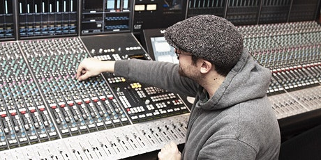Workshop at Open Day: Mixing in the analogue domain  tickets