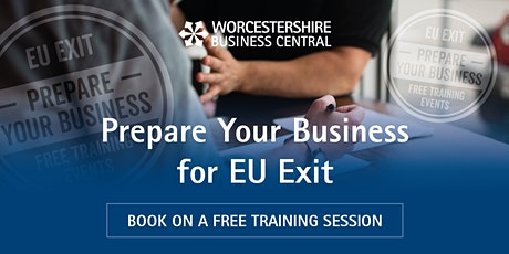 EU Exit Preparation Event (The Granary Hotel) Session One tickets