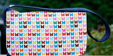 School Holiday Sewing Camp - Intermediate - Messenger Bag tickets