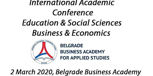International Academic Conference Belgrade, Serbia