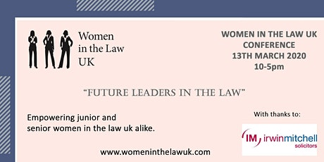 Manchester - Future Women in the Law Conference by Women in the Law UK tickets