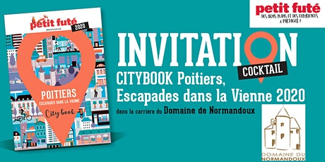 Cocktail Petit Futé :  City Book Poitiers, escapades dans la Vienne 2020 billets