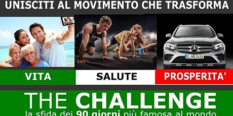 MONTECATINI TERME  CHALLENGE PARTY  biglietti
