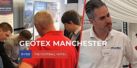 GEOTEX Manchester - Ground Engineering Seminar tickets