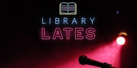 Library Lates tickets