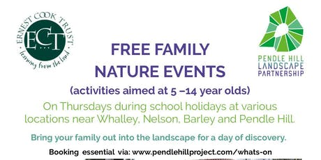 FREE FAMILY NATURE EVENTS - Creatures of the night tickets