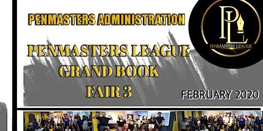 Penmasters League Grand Book Fair 3
