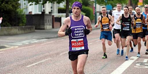 Support Action Mental Health at the Belfast City Marathon 2020