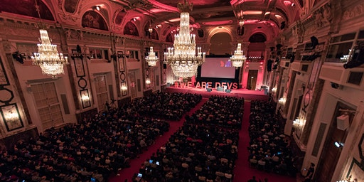 WeAreDevelopers Congress Vienna 2020