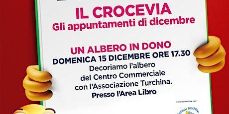 Un Albero in Dono @IL CROCEVIA biglietti