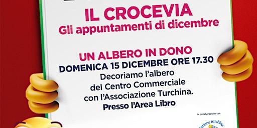Un Albero in Dono @IL CROCEVIA