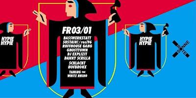Hypie Hypie - Munich Bass Allstar Neujahr