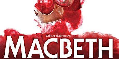 Macbeth Outdoor Theatre at Pentillie Castle tickets