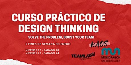 Design thinking para potenciar la salud de tu equipo entradas