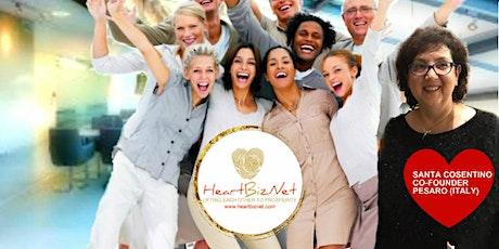 Heartbiznet in Pesaro 23 Marzo 2020 biglietti